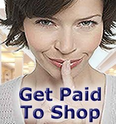 Get Paid to Shop Logo