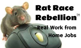 Rat Race Rebellion Logo