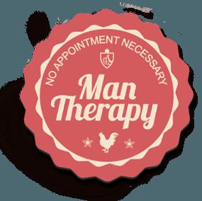 Man Therapy Logo