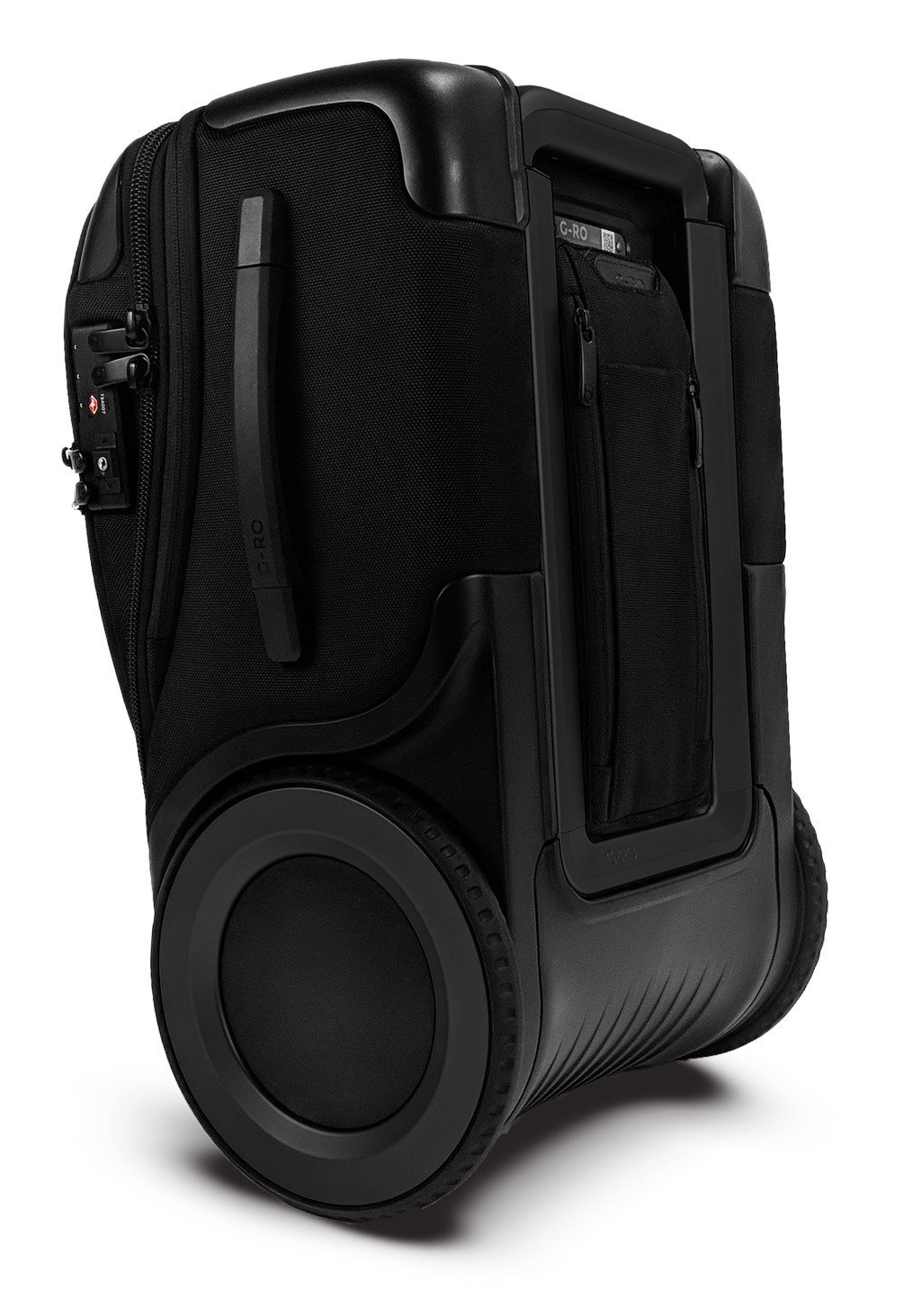 G-RO bag best pilot carry on or rollerboard