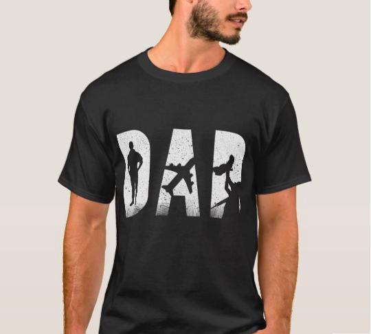 Pilot Dad Tshirt