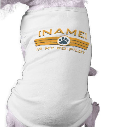 Pilot Dad Fur Baby
